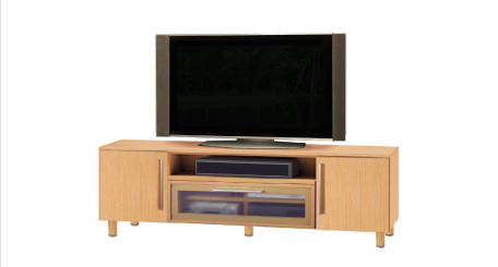 TV counter