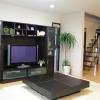 テレビキャビネット 2400 リビングテーブル小